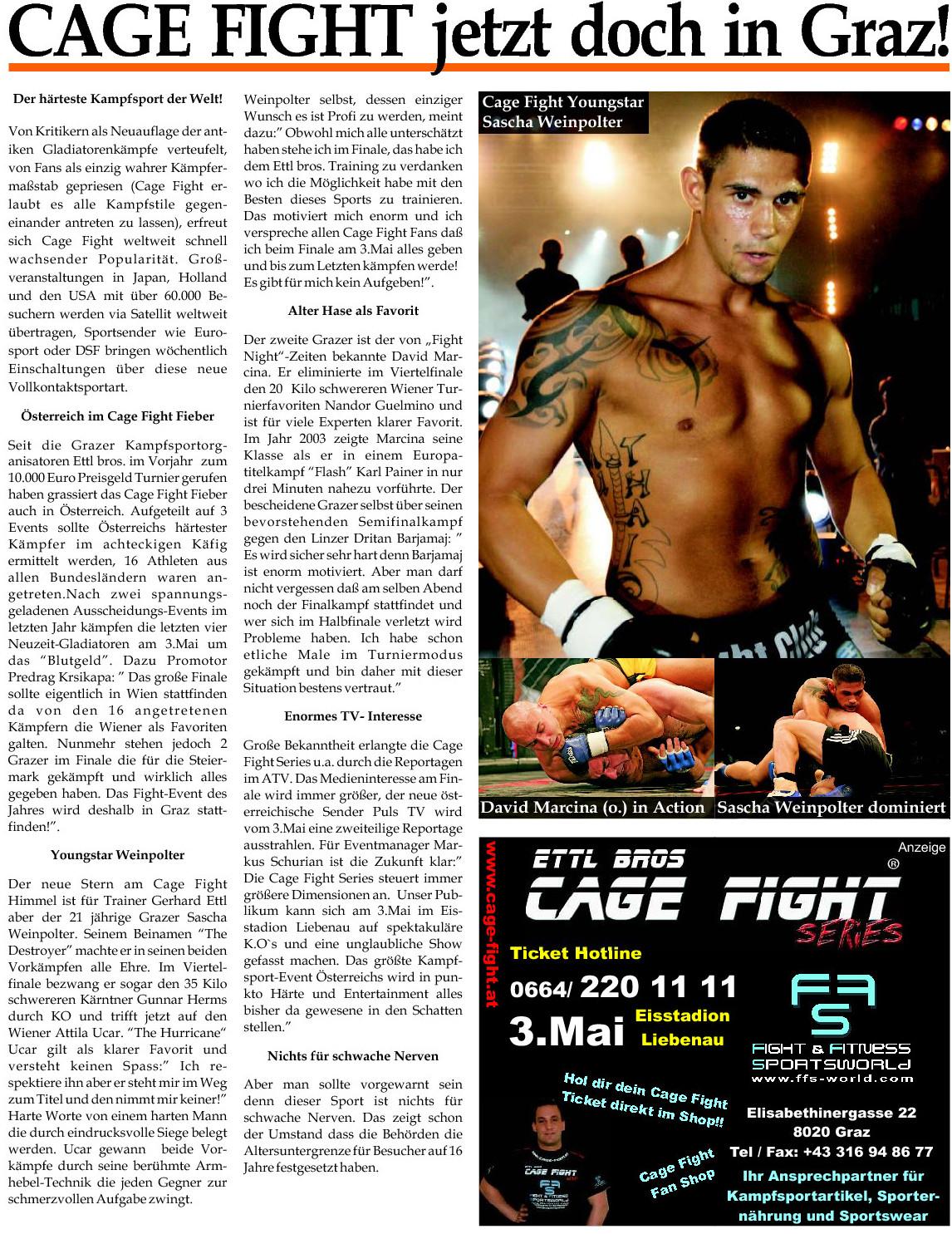 Der Grazer 23. März 2008