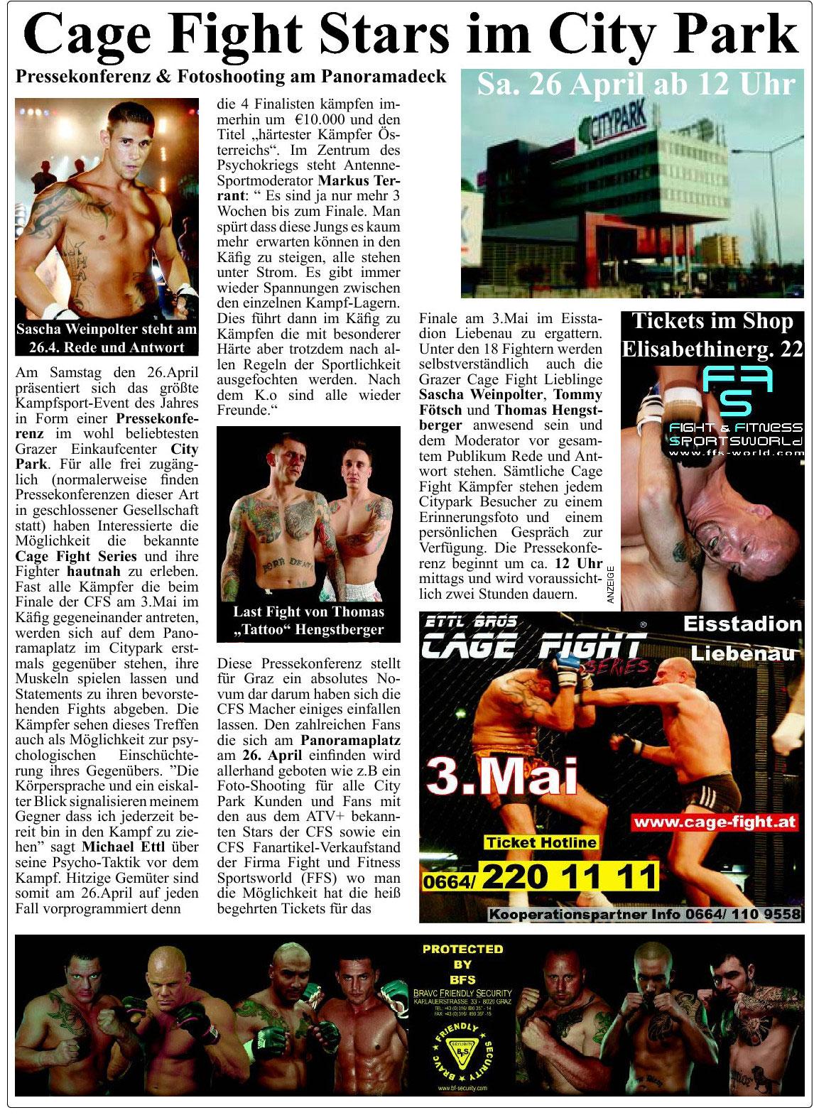 Der Grazer 20. April 2008