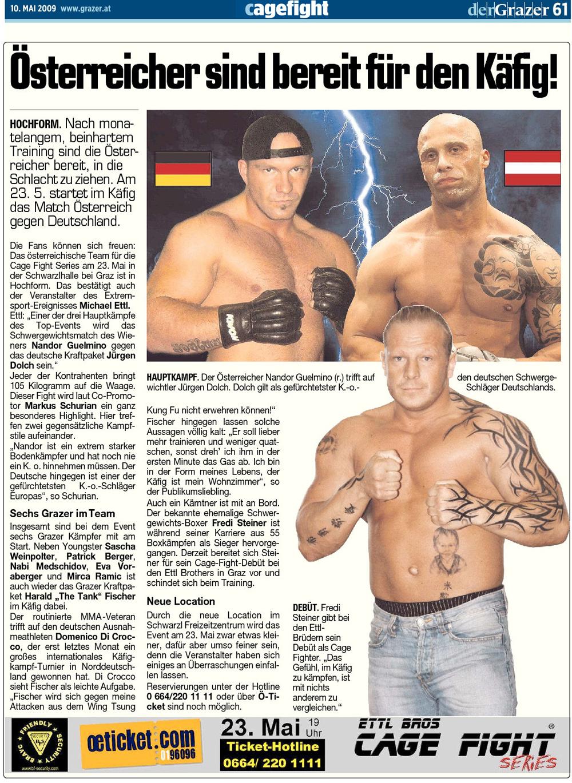 Der Grazer 10. Mai 2009