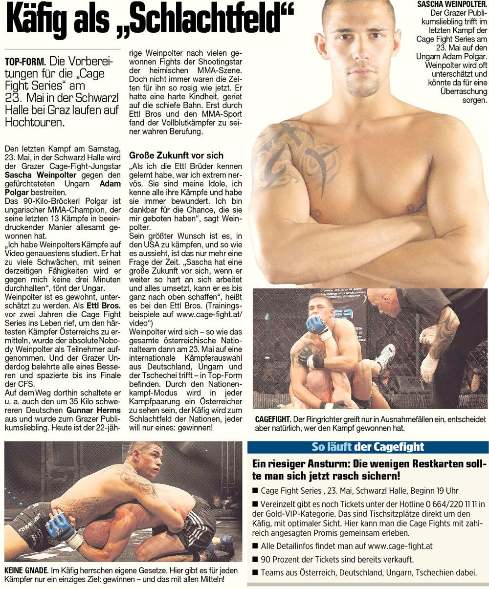 Der Grazer 17. Mai 2009