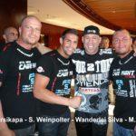 Das Cage Fight Series Team ist wieder zurück